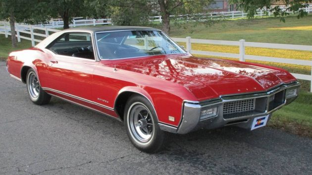 Red Hot: 1968 Buick Riviera