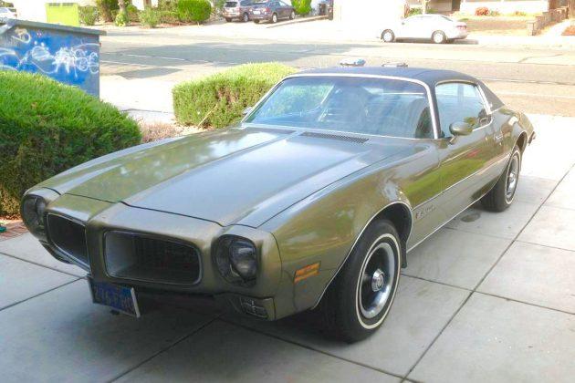 Forgotten F-Body: 1972 Pontiac Firebird Esprit