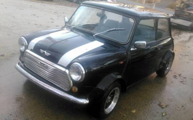 25 Year Clear: 1983 Austin Mini Cooper