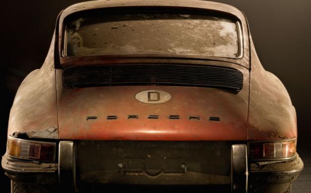 Elder Statesman: Barn Find Porsche 901 911