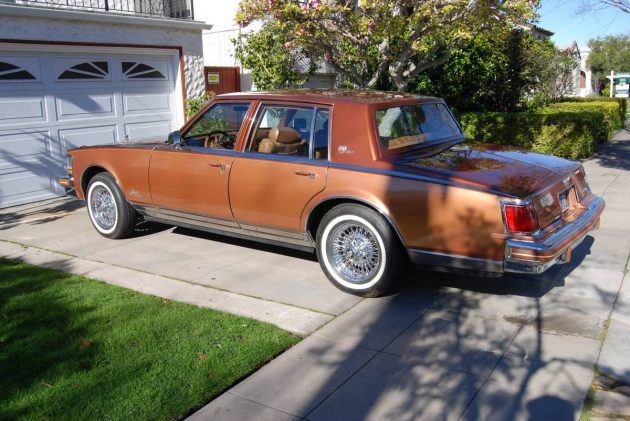 The Price Of Documentation 1978 Cadillac Seville