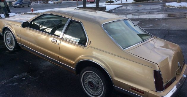 One Of…One? Bill Blass Lincoln Mark VII Diesel