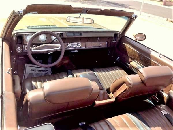 Topless 442: 1970 Oldsmobile Cutlass