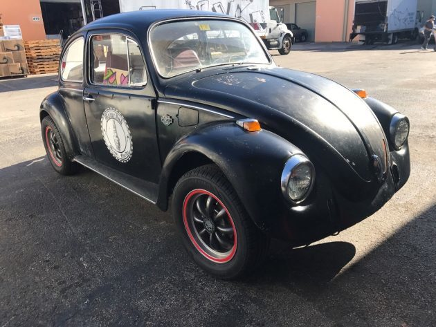 Harley-Powered: 1968 Volkswagen Beetle