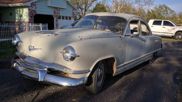 Hearty Project: 1953 Kaiser Deluxe