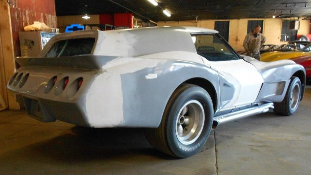 Should They Have Stopped? 1970 Corvette