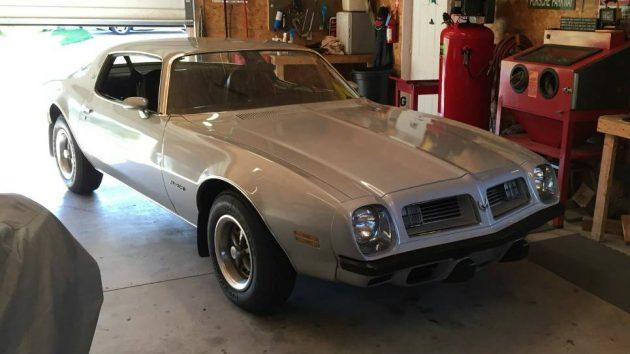 Survivor Reader Find: 1975 Pontiac Firebird Esprit