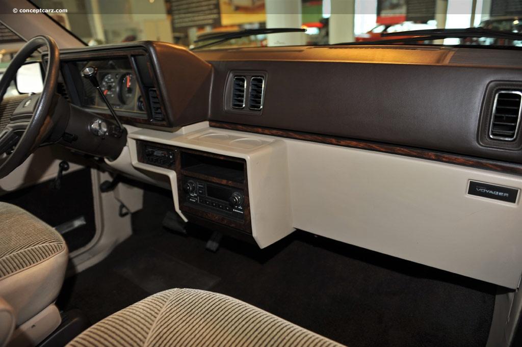 Cheap Mini Custom 1988 Dodge Ram Van