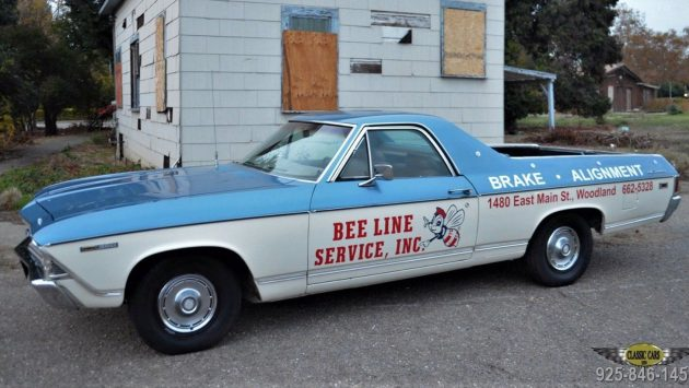 What A Gas! Propane-Powered 1969 El Camino
