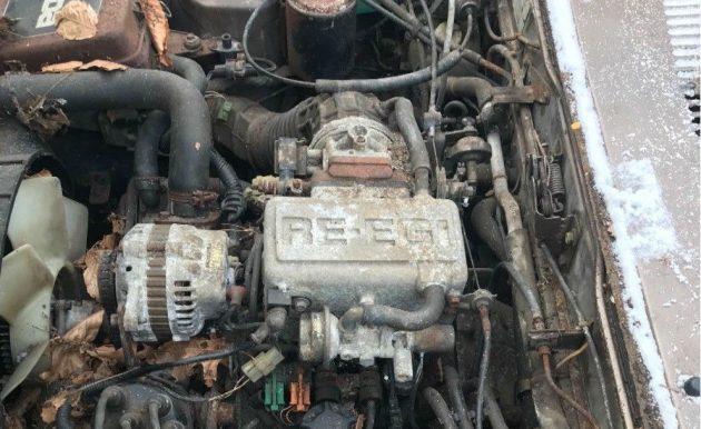 Farm Find: 1985 Mazda RX7 GSL-SE