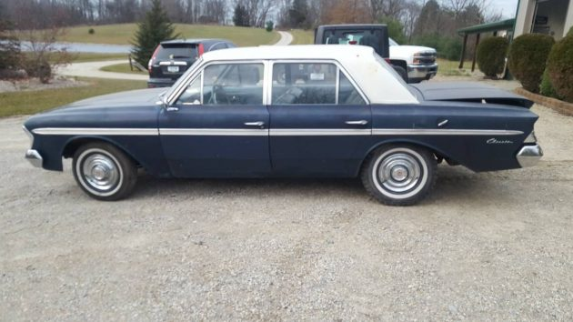 Stored For 49 Years 1963 Amc Rambler 770