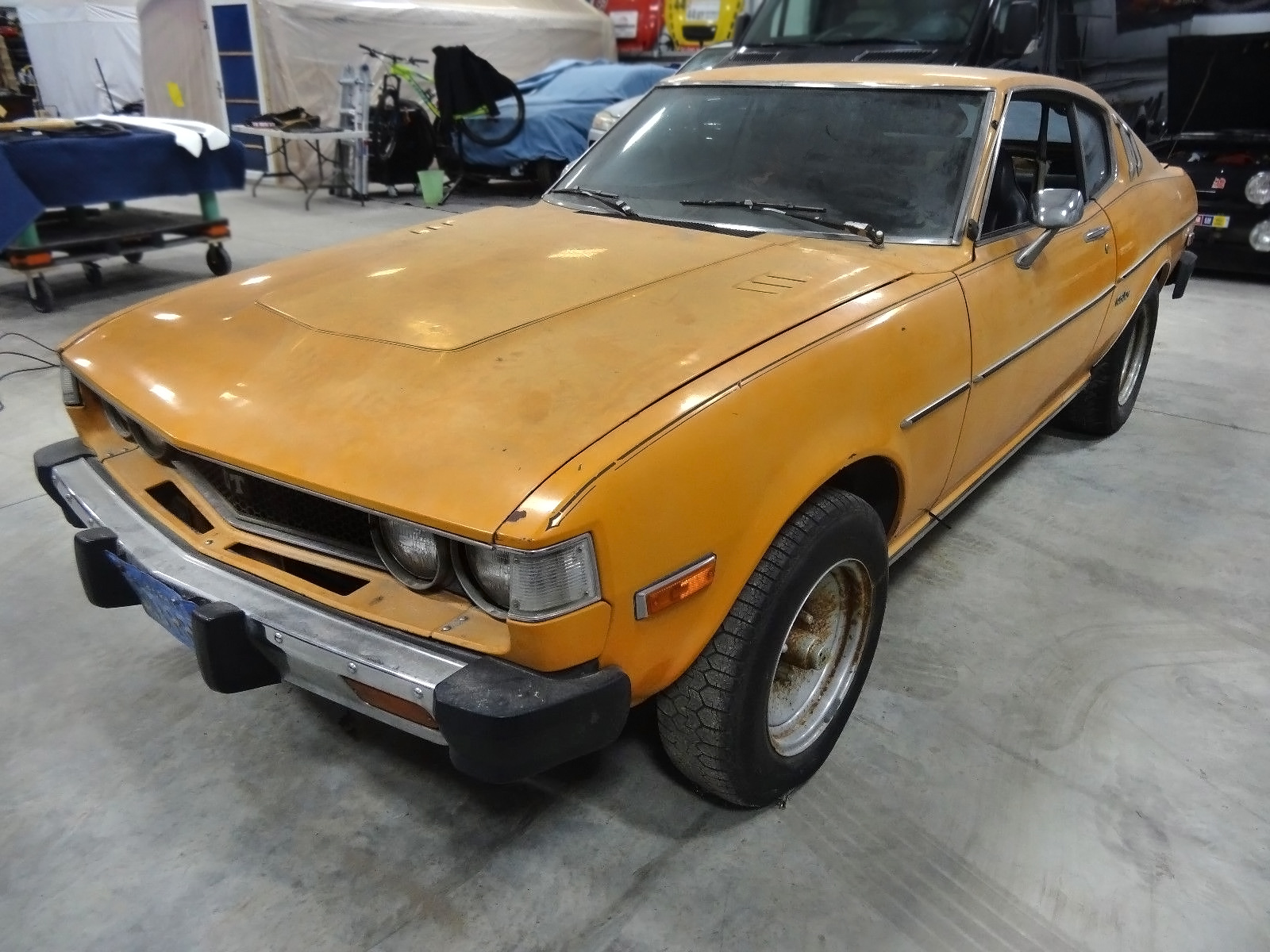 North Point Toyota >> You're Golden: 1977 Toyota Celica GT Liftback
