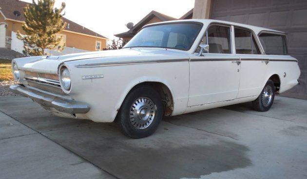$2,000 V8 Dart: 1963 Dodge Dart 270 Wagon