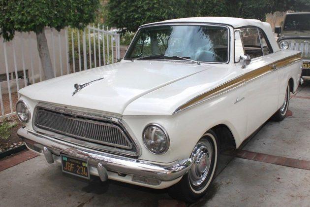SoCal Preserved: 1963 Rambler American 440