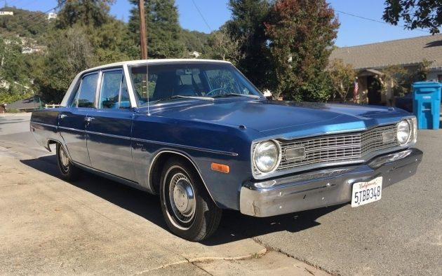Moving must sell 1973 dodge dart hagerty doesnt list a value for a 1973 dart four door sedan but nada shows a 2925 average value the 2750 or best offer price on this one sure looks fandeluxe Gallery