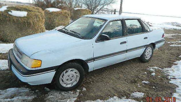 Cheap Winter Car 1991 Ford Tempo Awd