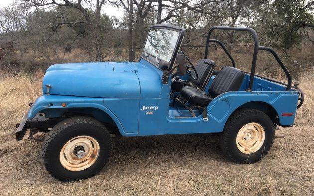 1973 jeep cj7