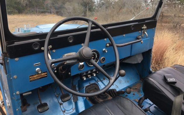 Jeep Cj X
