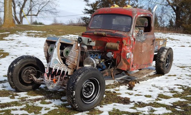 Ford F Rat Rod X