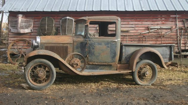 Restore Or Rod? 1931 Ford Model A Pickup