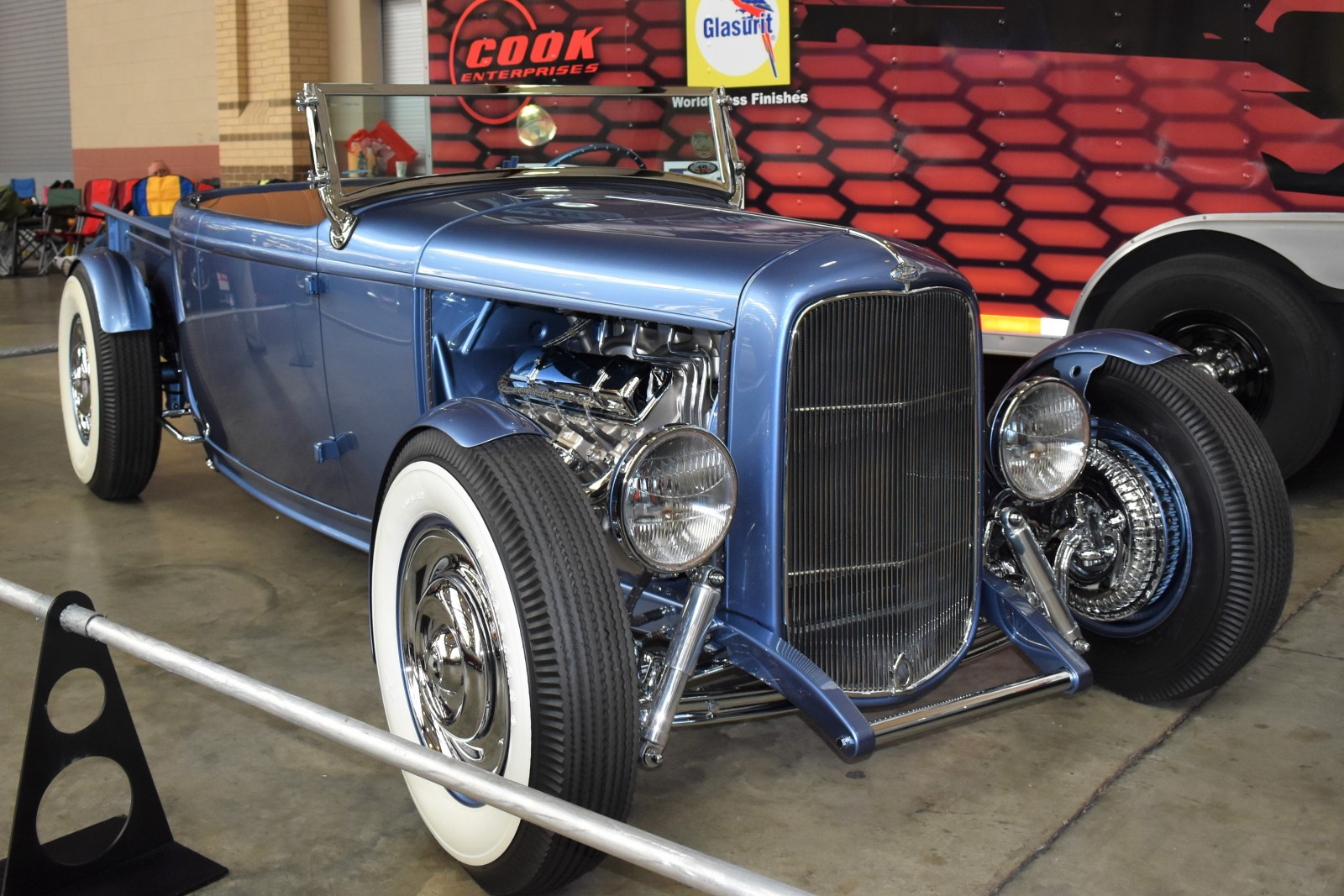 World of Wheels Part Two: Muscle Cars, Hot Rods, and Mary ...