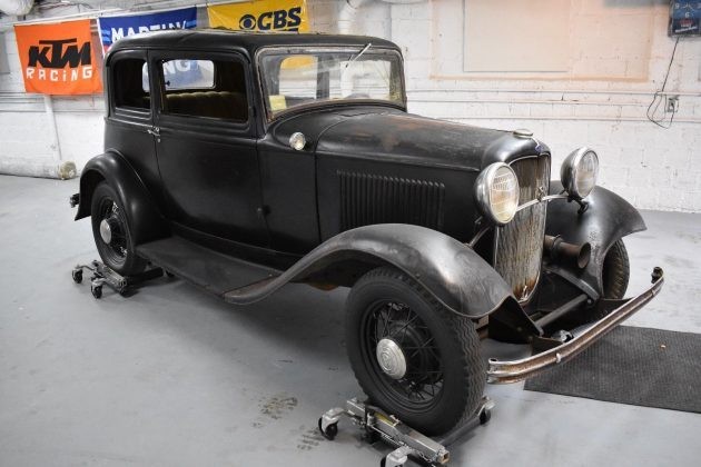 Real Steel: 1932 Ford Vicky