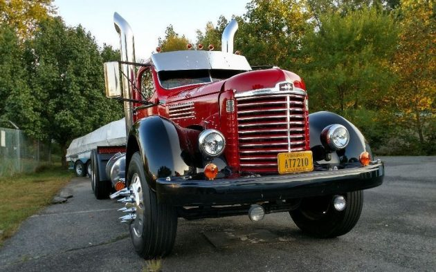 Heavy Duty Truck For Sale Ohio >> Stunning 1947 International Harvester KB6