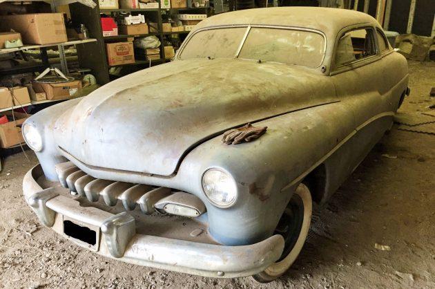 Mystery History 1950 Mercury Custom