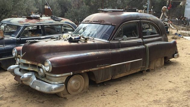 "Terse Hearse: 1954 Cadillac ""Shorty"" Hearse"
