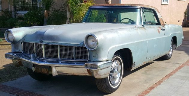 Not a Lincoln! 1957 Continental Mark II Project