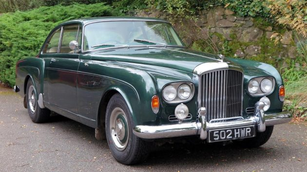 1963 Bentley S3 H J Mulliner Bodied Continental Coupe