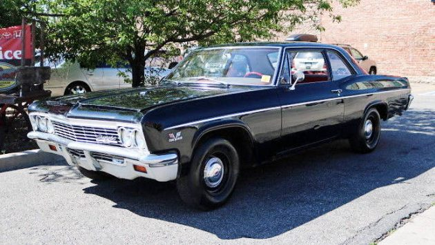 Larry Puckett Chevrolet >> 396 And A 4-Speed: 1966 Chevrolet Bel Air