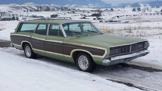 One Owner Woody: 1968 Ford Country Squire