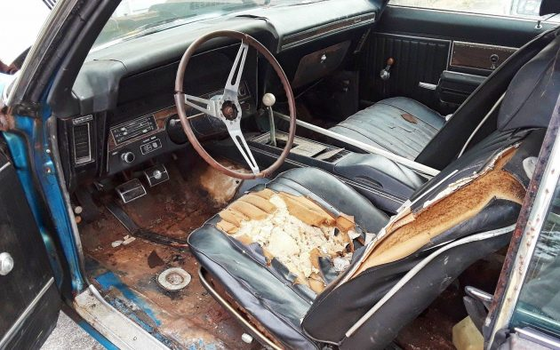 Marvelous 427 And A 4 Speed 1969 Chevrolet Impala Ss Gmtry Best Dining Table And Chair Ideas Images Gmtryco