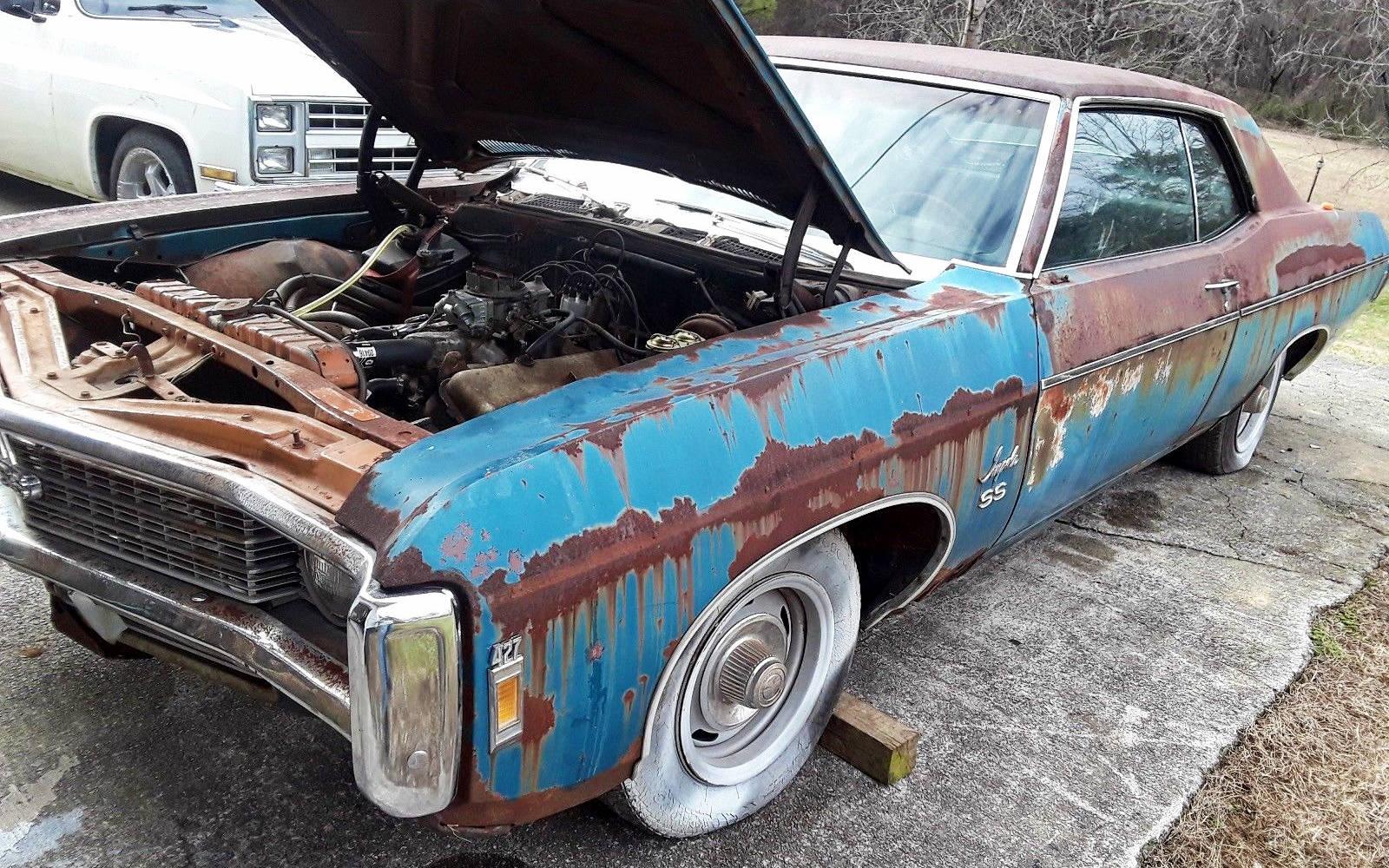 Kekurangan Impala 69 Review