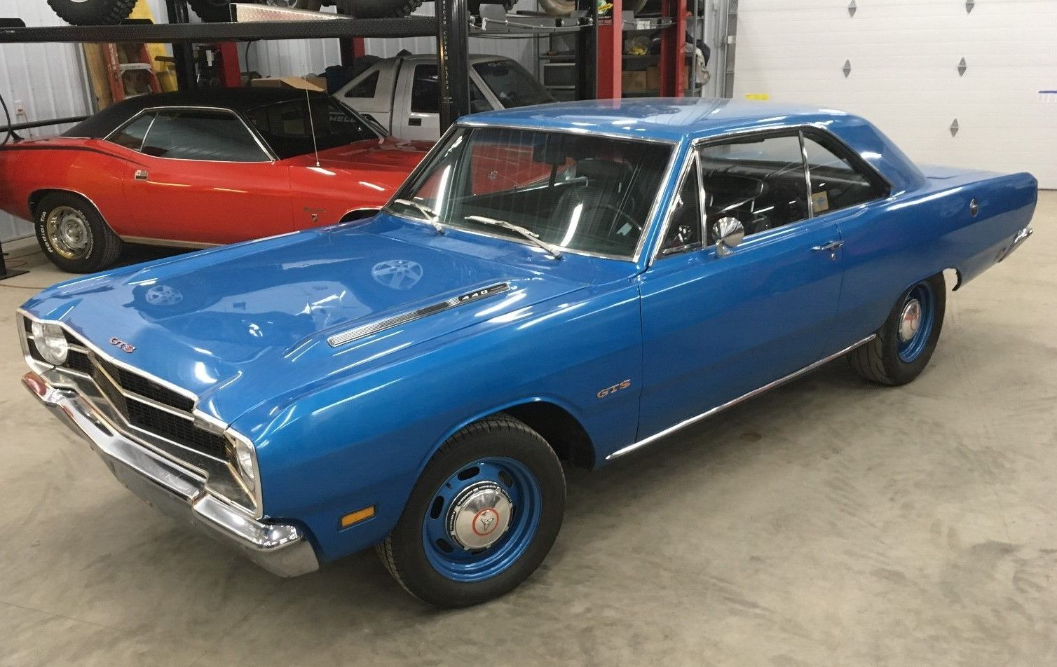 Extreme Muscle 1969 Dodge Dart 440