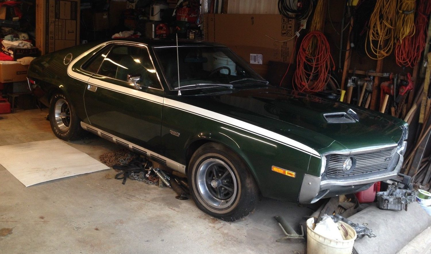 Garage Find 1970 Amc Amx 390