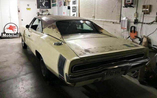 Honest Survivor 1970 Dodge Charger R T