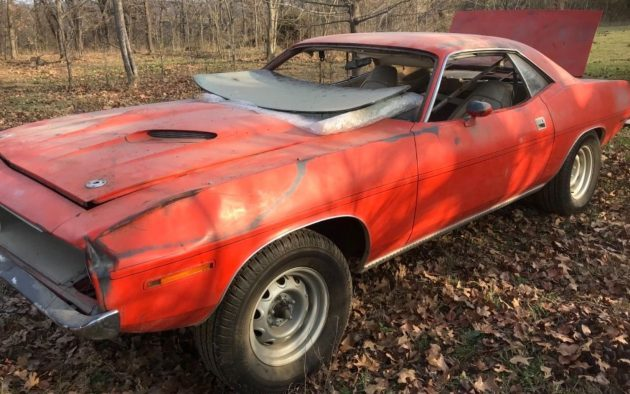 Big Gamble: 1970 Plymouth 'Cuda 440-6 Project