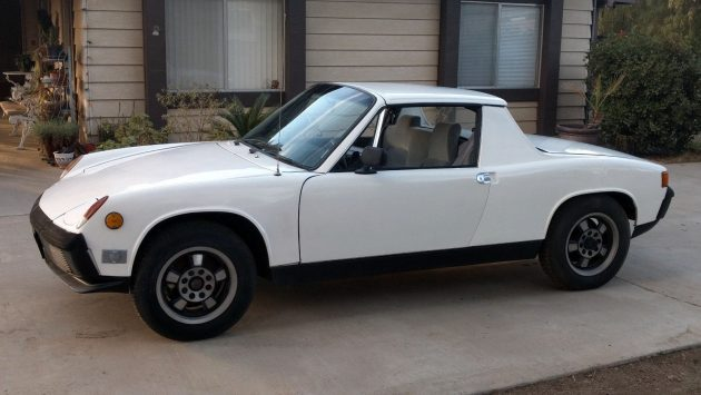 The VoltsPorsche: 1971 Porsche 914 For Only $3k!