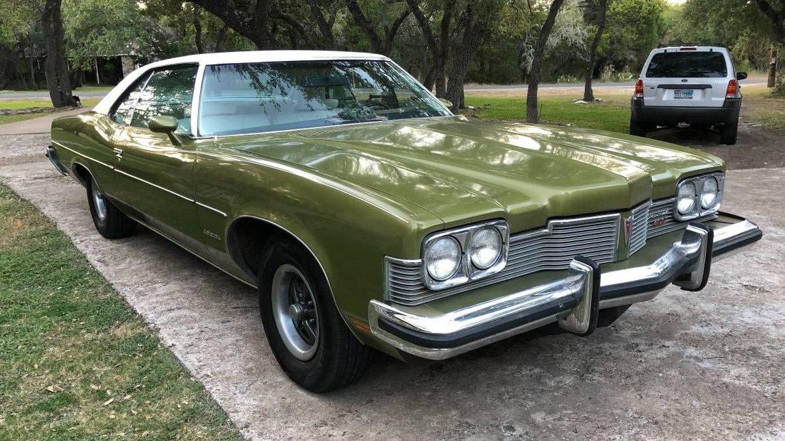 Super Clean 1973 Pontiac Catalina Survivor