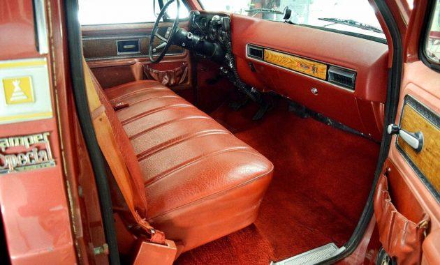 Camper Special  1977 Chevrolet C