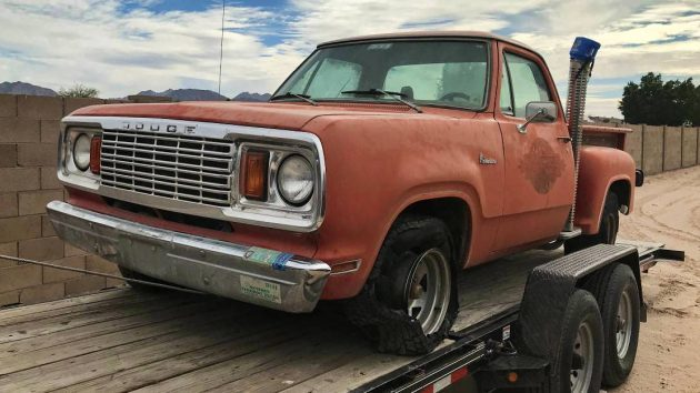 One Owner: 1978 Dodge Lil' Red Express