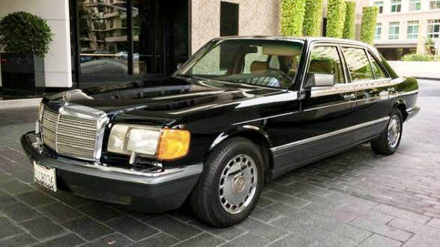 Pampered Panzer: 1990 Mercedes-Benz 300SEL