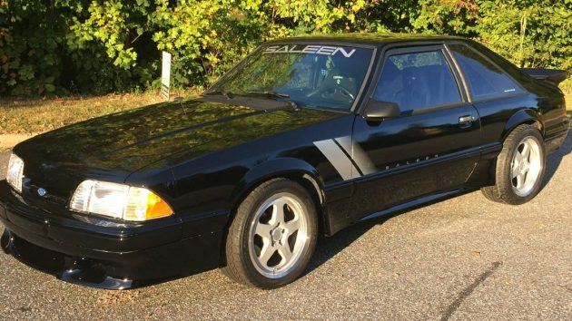 Maybe The Next Shelby GT350: 1991 Saleen Mustang