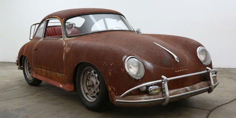 Unrestored T-2 Body: 1958 Porsche 356 A