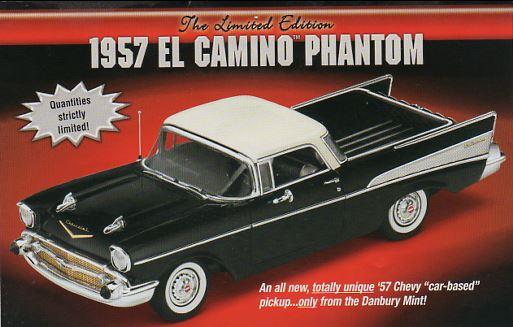 The Edge Danbury >> 1957 Chevrolet El Camino Prototype???