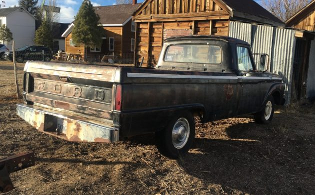 Long Forgotten 1964 Ford Pickup