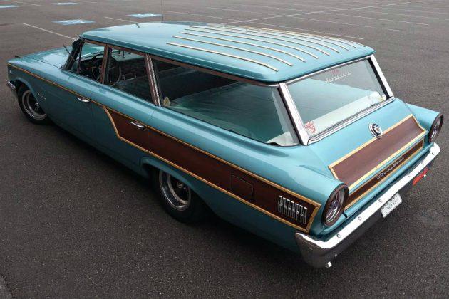 Genuine Wood: 1963 Ford Galaxie Country Sedan