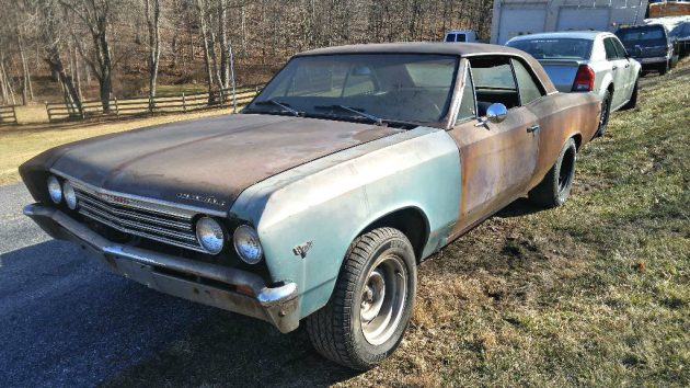 1970 Chevy Malibu >> Restoration Ready: 1967 Chevrolet Chevelle Malibu